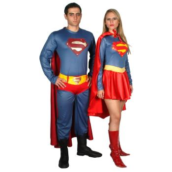 Superman e Supergirl
