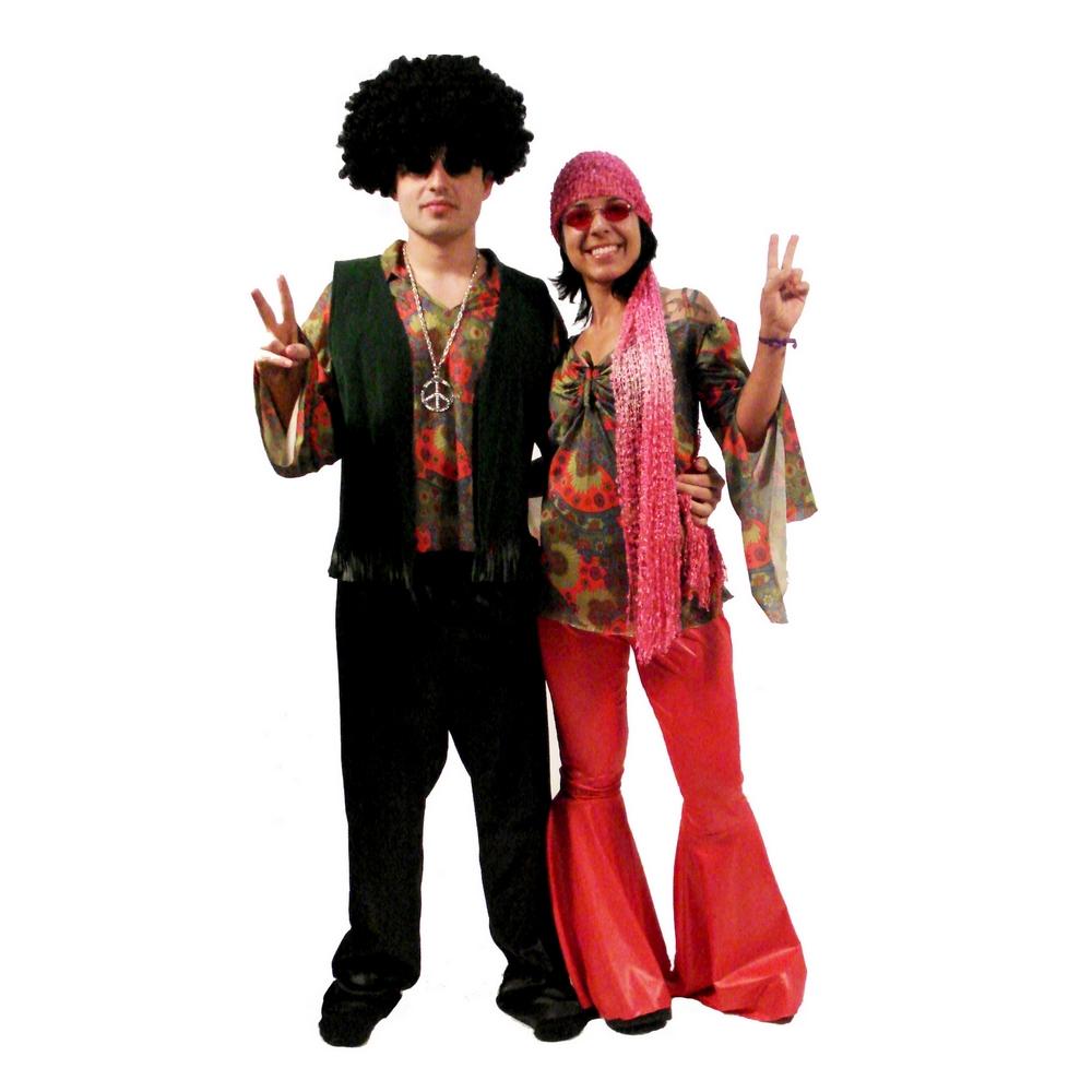 Camarim aluguel de fantasias hippies for Mobilia anos 70